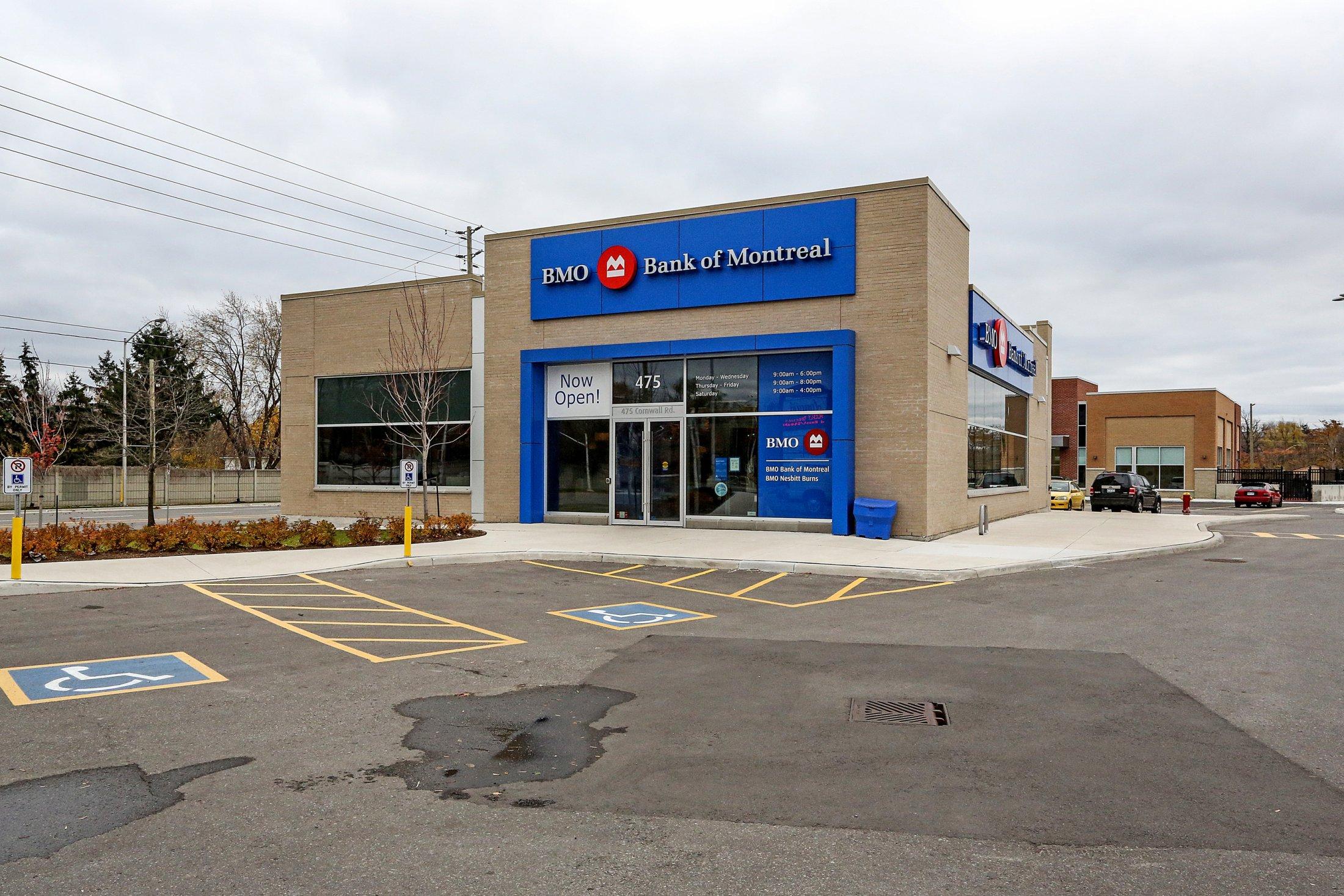 Bank of Montreal - Oakville