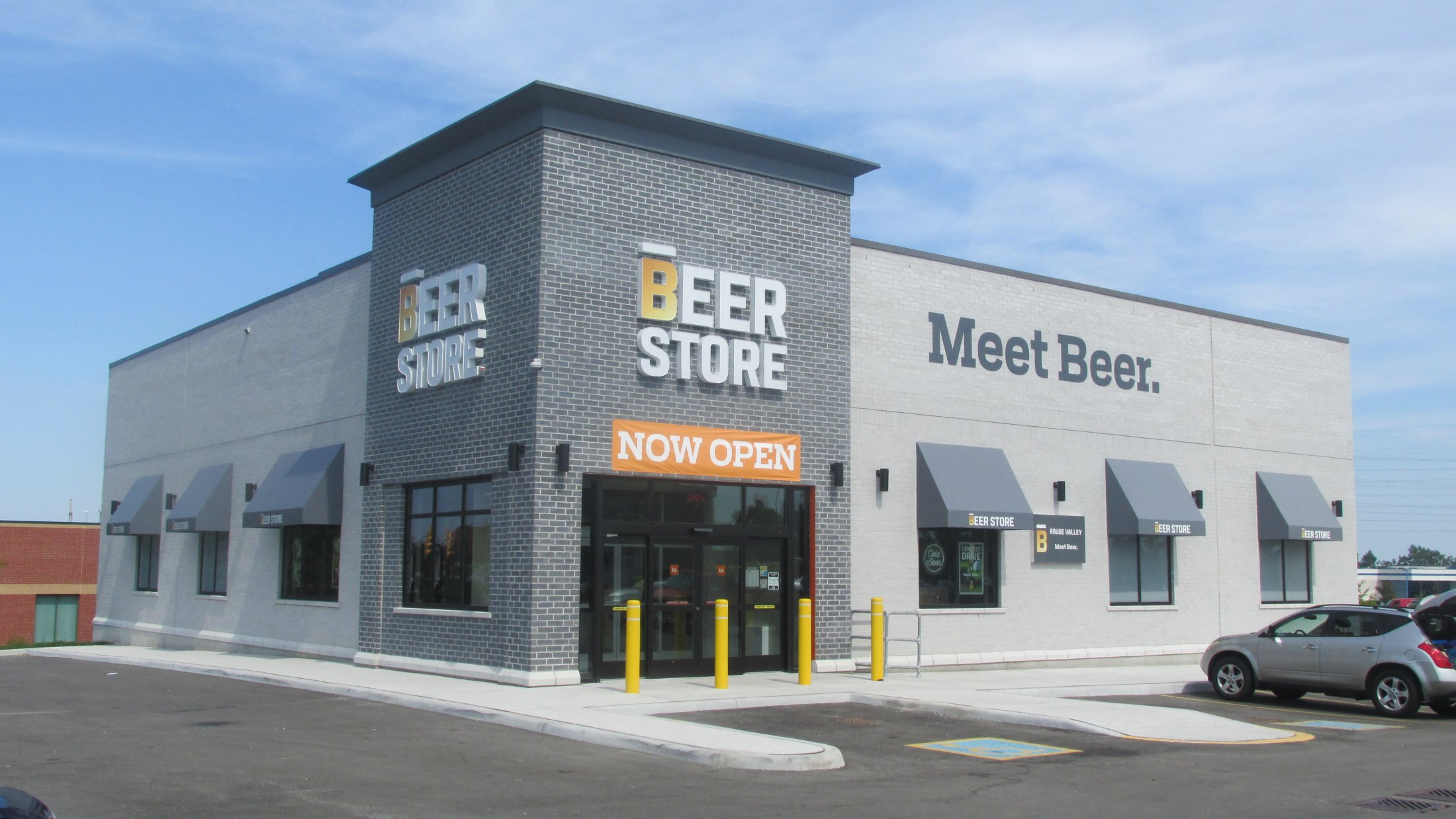 Beer Store - Scarborough