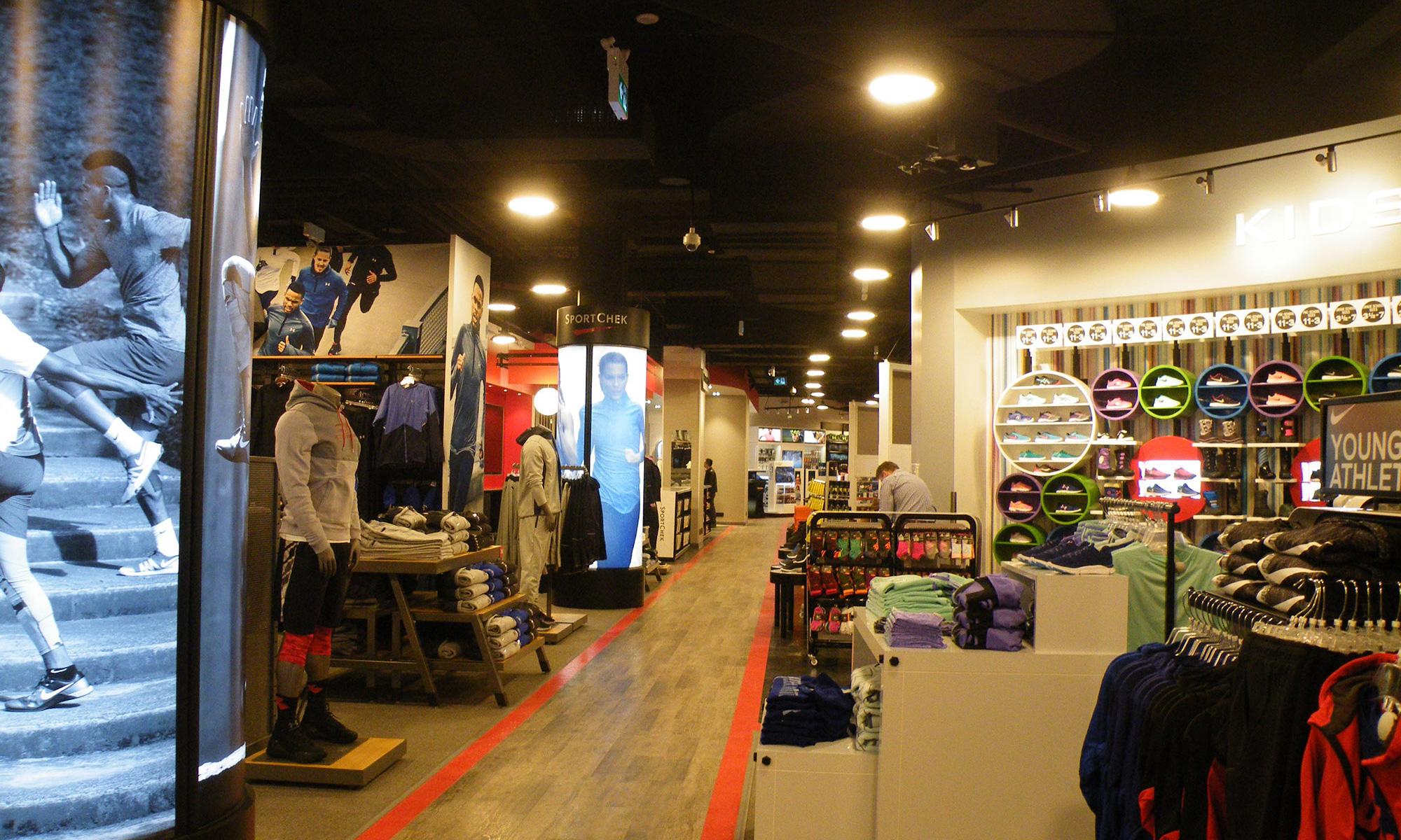 SportChek - Rideau Centre