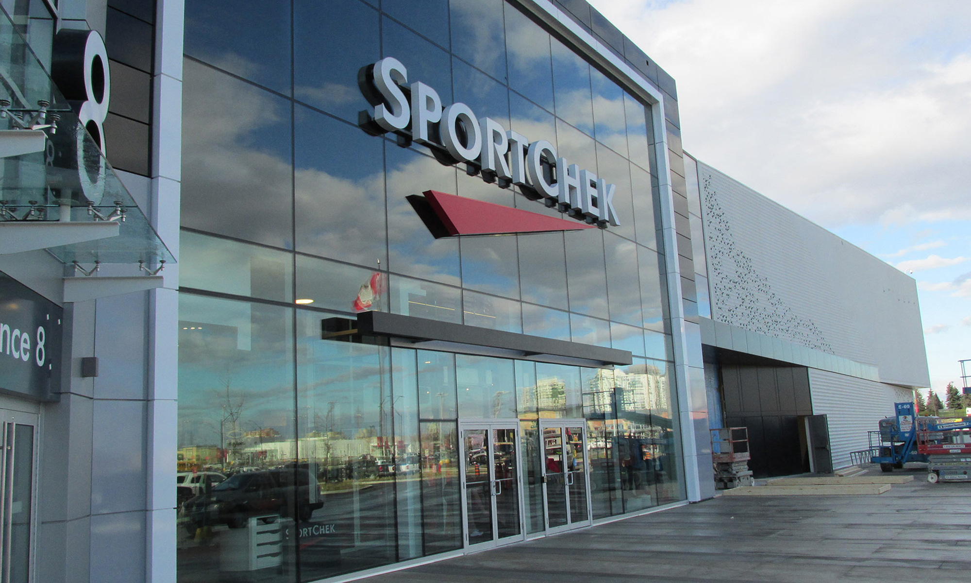 Sport Chek -  Square One Mall