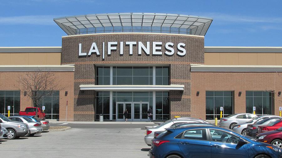 LA Fitness - Niagara