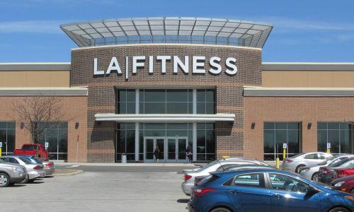 LA Fitness - Niagara Falls