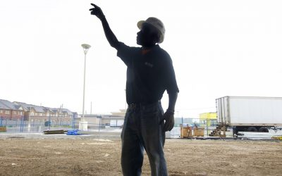 Drones Set For Take-Off In The Construction Industry