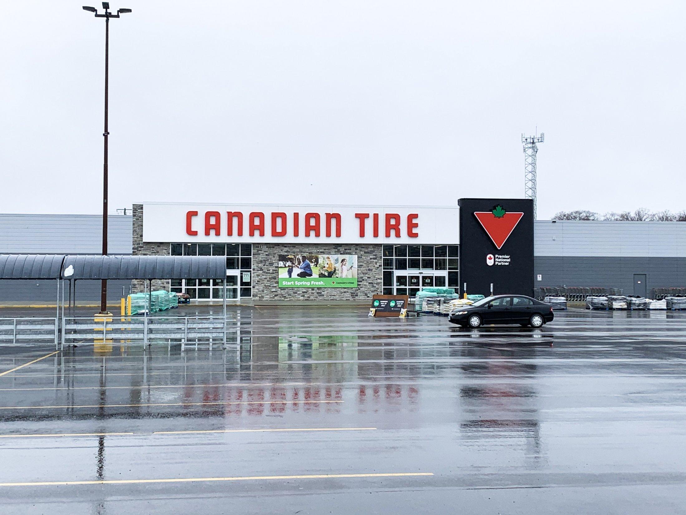 Canadian Tire - Orillia