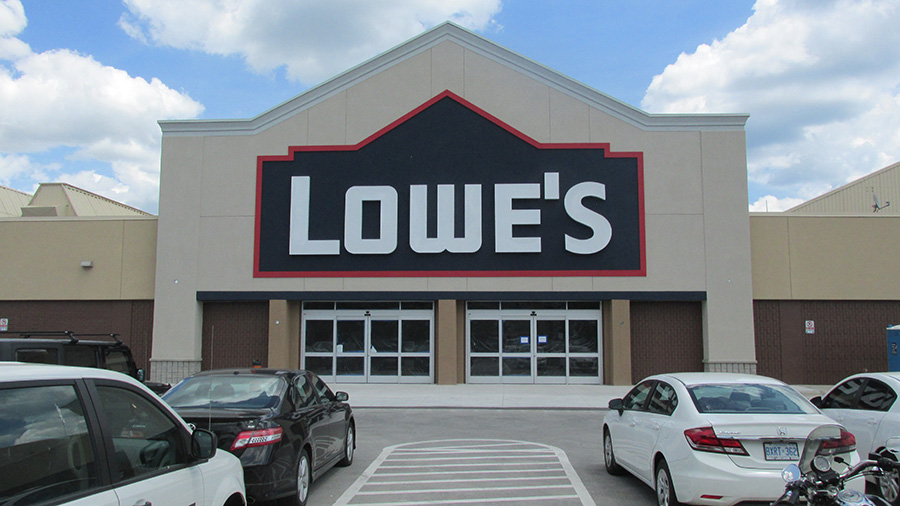 Lowe's - Danforth