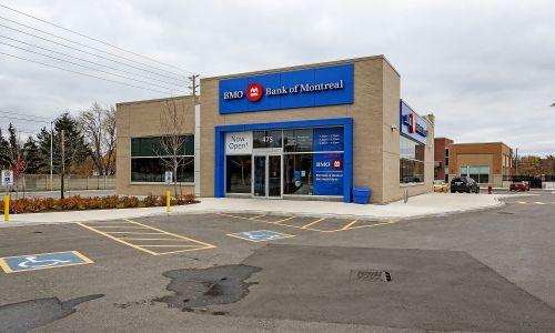 Bank of Montreal- Oakville