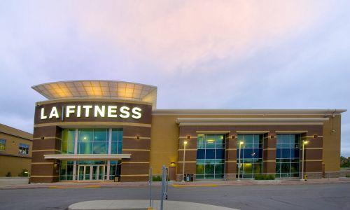 LA Fitness - Vaughan