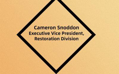 Team Spotlight – Cameron Snoddon
